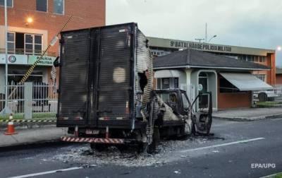 Война на улицах и COVID. Что происходит в Бразилии
