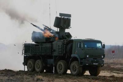 Avia.pro: российские «Панцирь-С» могли бы помочь Армении в уничтожении турецких дронов Баку в войне в Карабахе