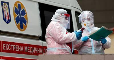 В Украине за сутки выявили более 8 тысяч новых случаев COVID-19