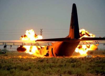США обнародовали данные огромных потерь военной авиации