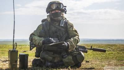 """Ростех работает над созданием батареи для экзоскелета экипировки """"Сотник"""""""