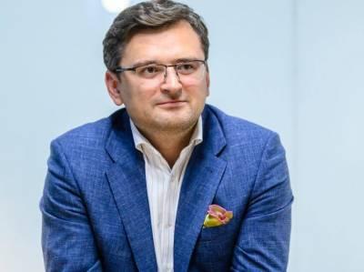 Кулеба готовится в Молдове обсудить безопасность Украины