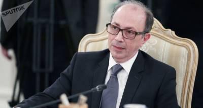 Глава МИД Армении встретился во Франции с гендиректором ЮНЕСКО