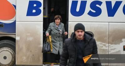 МИД: Армению беспокоят вопросы безопасности при возвращении армянского населения в Арцах