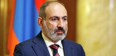 """Новое заявление Пашиняна по прекращению огня в Карабахе: """"Считаю соглашение приемлемым"""""""