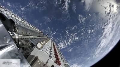 Конаныхин объяснил «аномальный» эффект спутников Илона Маска