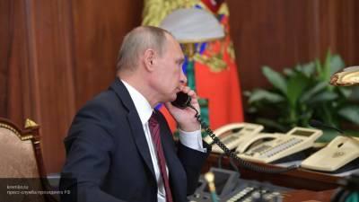 Кремль: в планах Путина пока нет разговора с Меркель