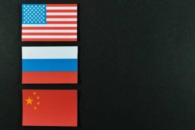 NI заявил об опасном для США сближении России и Китая