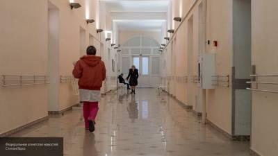 Мариинская больница в Петербурге приостановила прием пациентов