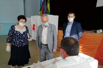 Михаил Полянский: «В Краснодарском крае на выборах работают 1500 общественных наблюдателей юридического профиля»
