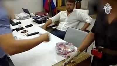 СК показал видео задержания депутата, попавшегося на мошенничестве с выборами