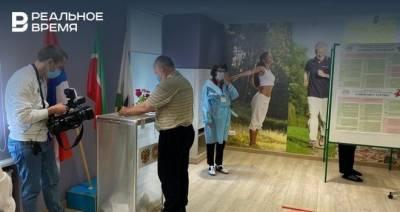 ЦИК РФ: самая высокая явка на выборах глав субъектов — в Татарстане