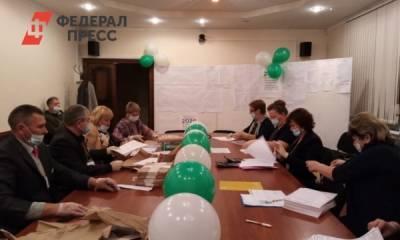 Курганские единороссы предварительно побеждают на региональных выборах