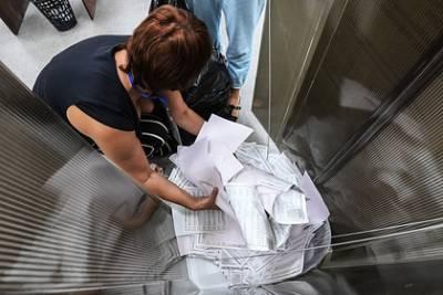 Общественная палата России отчиталась о минимальных нарушениях на выборах