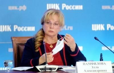 Элла Памфилова заявила о беспрецедентном хамстве некоторых наблюдателей на выборах