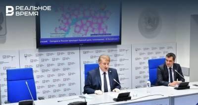 В Татарстане явка на выборы президента составила почти 80%