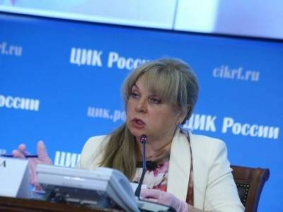 Памфилова обвинила наблюдателей в «беспрецедентном хамстве»
