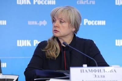 Памфилова заявила о беспрецедентном уровне хамства со стороны наблюдателей