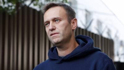 Генпрокуратура направила в Германию новый запрос по Навальному