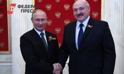 «Интерес России - в интеграции Белоруссии». Политолог о посылах встречи Путина и Лукашенко