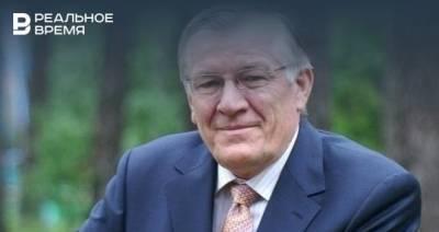 Умер геофизик, экс-депутат Госсовета Татарстана Ринат Харисов