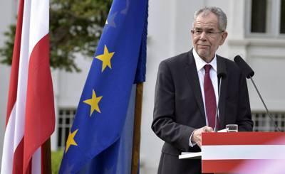 Обозреватель (Украина): президент Австрии во время встречи с Зеленским заступился за Северный поток — 2