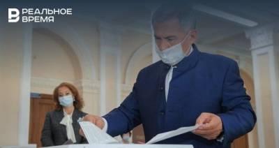 ЦИК Татарстана признала выборы в республике состоявшимися