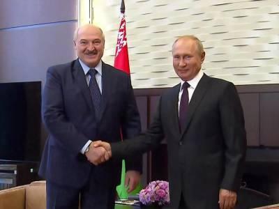 """""""Эта """"бодяга"""" туда‑сюда качается"""". Главное из встречи Путина и Лукашенко"""