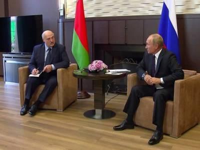 Лукашенко может отказаться от суверенитета в обмен на помощь России: западные СМИ прокомментировали встречу Путина и Лукашенко