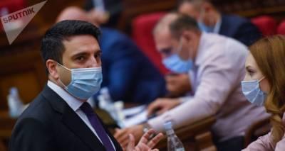 Ален Симонян возглавит группу наблюдателей от МПА СНГ на выборах в Кыргызстане