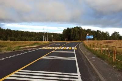 Дорога от Пучежа до Нижегородской области будет отремонтирована: работы уже начались