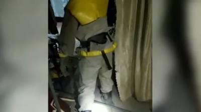 """Неожиданный """"гость"""" распугал жителей Кривого Рога, кадры: на место выехали спасатели"""