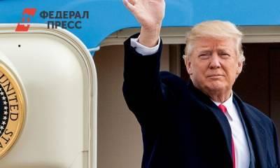 Трамп обвинил Россию в краже американских военных технологий