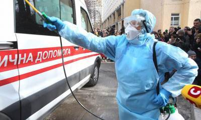 В Украине за сутки снова зарегистрировали более трех тысяч случаев COVID-19