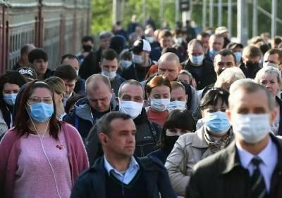 Эксперт рассказал об опасных тенденциях пандемии в России