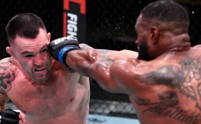 Трамп поздравил Ковингтона с победой на турнире UFC Fight Night 178