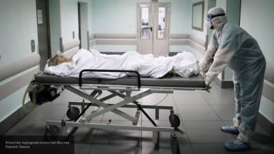 Врачи зарегистрировали еще 6148 новых случаев COVID-19 в России