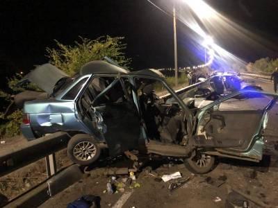 Пять человек погибли в ДТП на мосту через Дон в Воронежской области