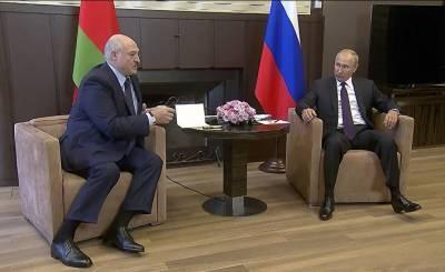 Встреча Путина и Лукашенко – какая унизительная сцена! (Нихон кэйдзай)