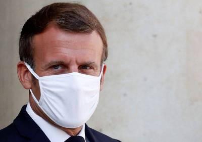 Макрон России: Дайте нам ответы о Навальном или ждите последствий