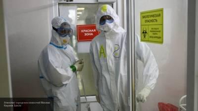 Оперштаб: за сутки в России выявлен 6431 новый случай коронавируса