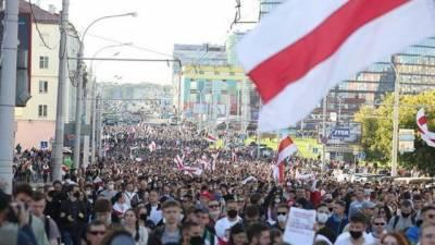 Минск вышел на акцию протеста против инаугурации Лукашенко – задержаны десятки человек