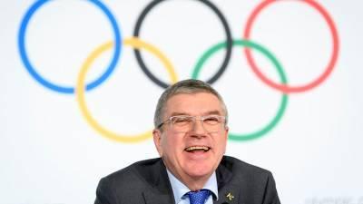 Глава МОК заявил, что Олимпийские игры могут пройти и без вакцины от COVID-19