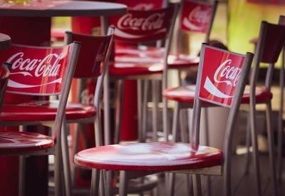 Coca-Cola развернет в России продажу кофе