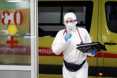 Число госпитализированных с COVID в Москве выросло за неделю на 30% -- оперштаб