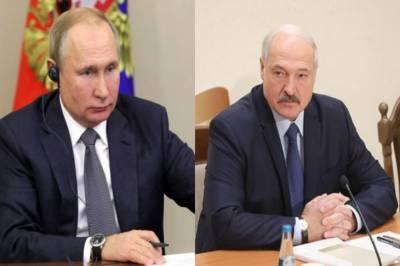 В Кремле рассказали, почему Путин не поздравил Лукашенко с инаугурацией