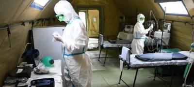 За сутки около 40 человек заболели коронавирусом в Карелии