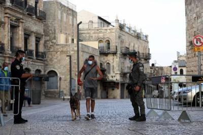 В Израиле вступили в силу ужесточенные правила общего карантина из-за COVID