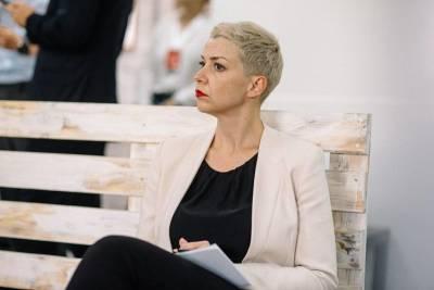 В ООН призвали Минск освободить из-под стражи Марию Колесникову