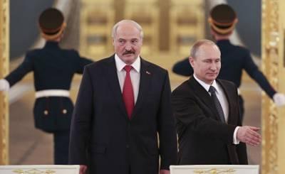 УНIАН: Путин делает все, чтобы Лукашенко как можно скорее ушел